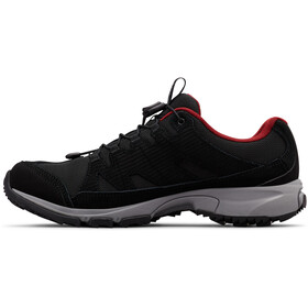 Columbia Five Forks WP Zapatillas Hombre, black/red jasper